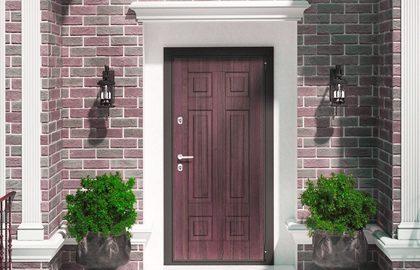 Входные двери. От 2000 руб.