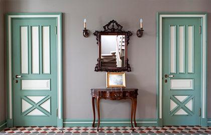 Межкомнатные двери. От 1500 руб.