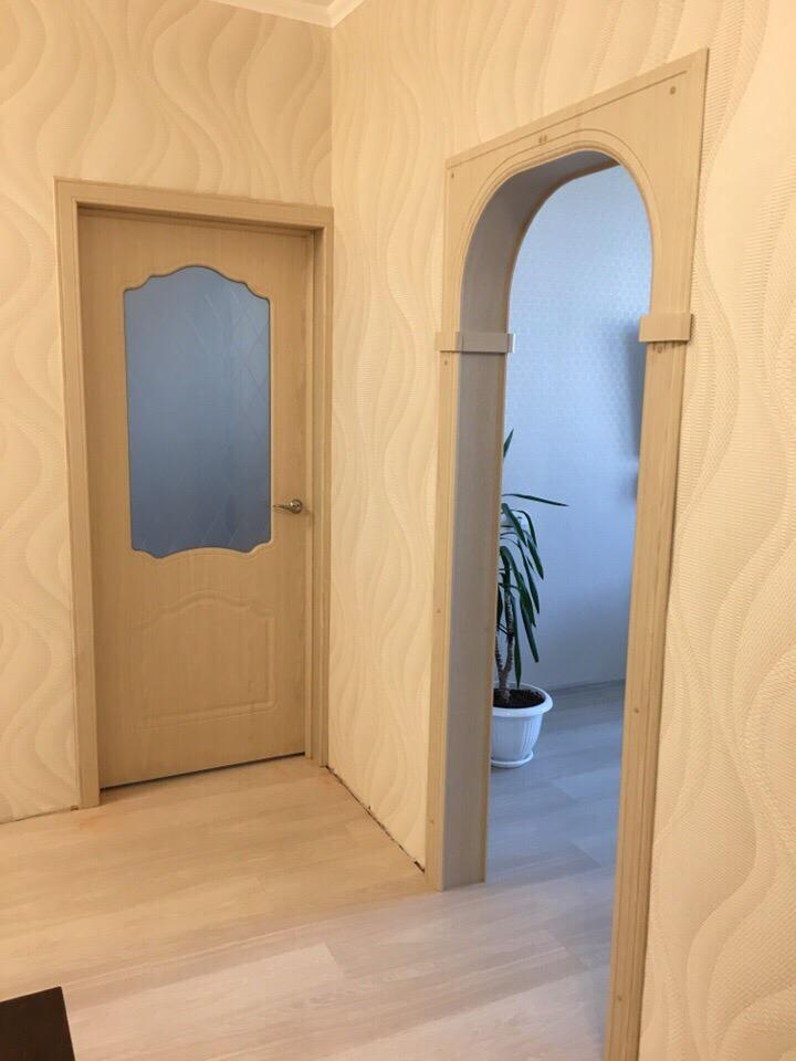 Установка арки и межкомнатной двери в новстройке